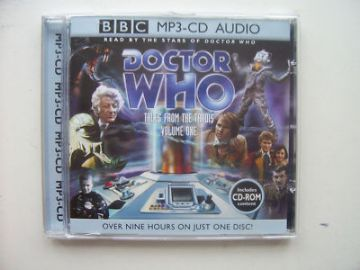 Doctor Who Tales from the Tardis MP3 CD  Soundtrack